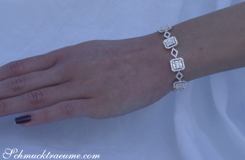 shopping jewellery fine diamond fr shay browns bracelet baguette band